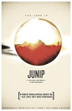 LAYERD VERSUS #music #junip #photography #poster