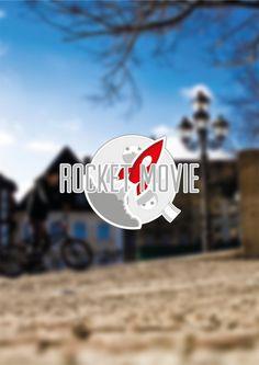 Logoentwicklung für Rocket Movie