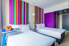 Ibis Style Mexico by Trazo Entredos Arquitectos - www.homeworlddesign. com (18) #hotel #design
