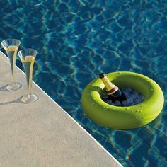 Margarita Floating Bottle Bucket #tech #flow #gadget #gift #ideas #cool