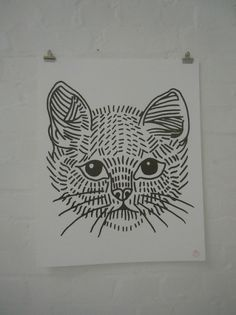 cat poster | Flickr - Photo Sharing!