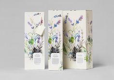 Collate #packaging #fb #happy #floral