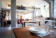 Lanificio159 – art warehouse #design