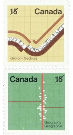 Fritz Gottschalk | AisleOne #post #canada #1973 #fritz #print #design #stamps #gottschalk