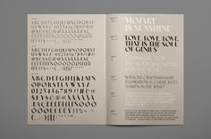 Mucho, Fálado type #typography