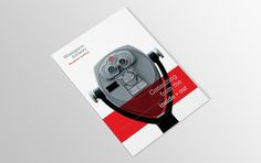 Whitespace Advisory brochure #brochure #design #cover #print