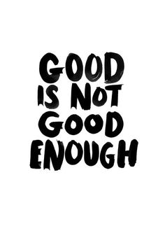 Good, enough, type, typography, handwritten #enough #handwritten #type #good #typography
