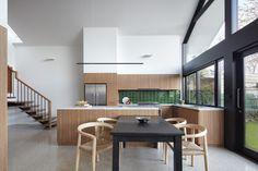 Kingsville Residence by Richard King Design