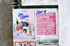 Dans ♥ Stockholm on Behance #inspiration
