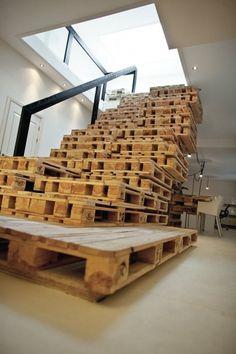 most architecture: brandbase pallet #pallets #office #design #architecture