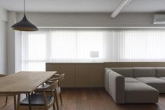 Hikarigaoka Apartment by Sawada Hashimura
