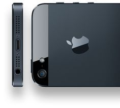 Apple iPhone 5 Learn about what it took to make iPhone 5. #apple #design #product #iphone #5