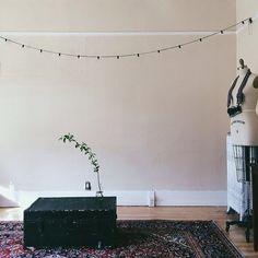 Statigram – Instagram webviewer #interior #lights #living #minimal #room