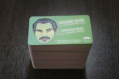 Untitled | Flickr - Photo Sharing! #business #branding #card #ideas #moustache