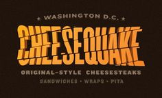CHEESEQUAKE #truck #quake #dc #cheesesteak #cheese #washington #food