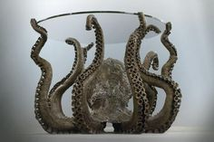 62811.L.jpeg (600×400) #sculpture #table #octopus