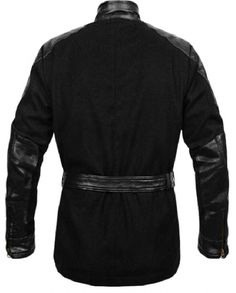 Nick Fury Age Of Ultron Black Movie Jacket