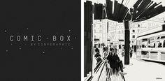Comic Box Intro