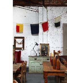 Nook Vintage Warehouse – The Design Files #furniture #design #vintage