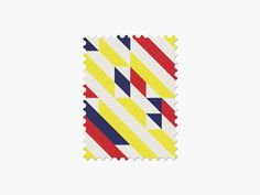 Ecuador #stamp #graphic #maan #geometric #illustration #minimal #2014 #worldcup #brazil