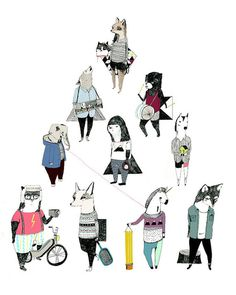 PERSONAL Julia Pott #illustration