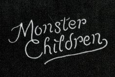 L A N D #monster #mag #children