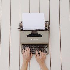 Typewritter Photo byPilar Franco Borrell