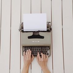 Typewritter Photo byPilar Franco Borrell #typewritter