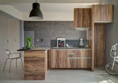 Functionality And Warmth In a One-Storey Home