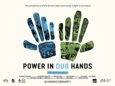 power in our hands - poster