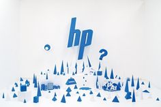 HP Workstations : John Argyle #papercraft #handmade