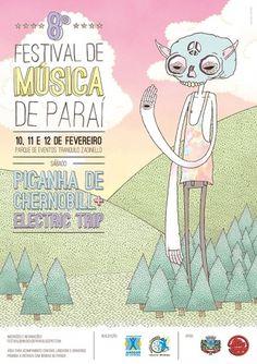 Posterize #alien #festival #dots #poster #music