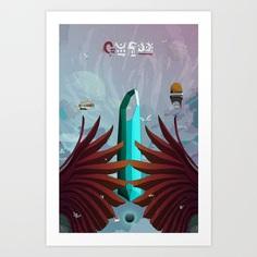 Imperium Art Print
