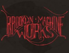 The Digital Playground of Sara Blake - Brooklyn Machine Works #machine #works #sara #blake #brooklyn #typography