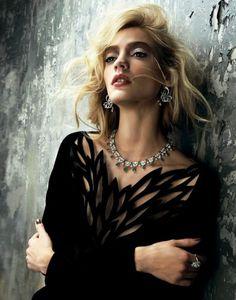 Veranika Antsipava by Nikolay Biryukov #fashion #photography #inspiration