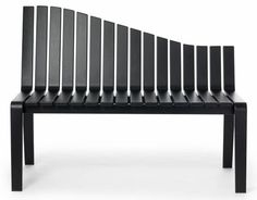 Motion Bench #interior #design #decor #home #furniture #architecture #art