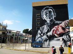 El Mac #mural #el #street #art #painting #mac