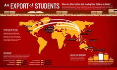 GOOD.is | For Wealthy Chinese Students, Studying Abroad Becomes the Norm (Raw Image)