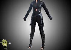 Captain America Black Widow Costume Cosplay for Sale #costume #black #cosplay #for #sale #widow