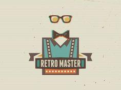 Dribbble - Retro Master by szende brassai