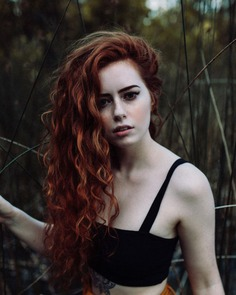 Beautiful Female Portrait Photography by Levi Price