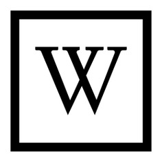 See more icon inspiration related to wikipedia, encyclopedia, free, foundation and logo on Flaticon.