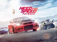 ArtStation - Need For Speed Payback Key Art, Brendan McCaffrey