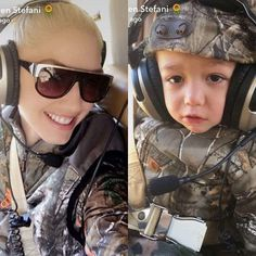 Gwen Stefani's Snapchat