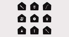 my beautiful / Pascal Claude Drach via www.mr cup.com #logo #brand #icons #branding