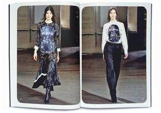 StudioThomson – Preen AW14 #fashion #invitation #typography