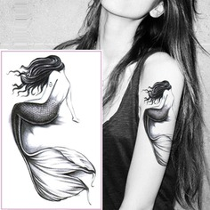 75 MERMAID TATTOO IDEAS - nenuno creative