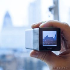 Lytro Light Field Camera #camera #gadget