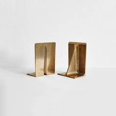 Fin Bookends by Henry Wilson