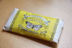 All sizes | Untitled | Flickr - Photo Sharing! #packaging #yellow #antique